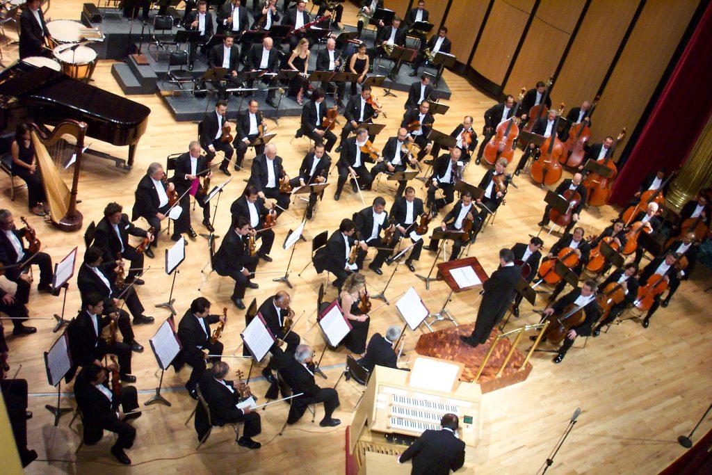 Instrument-Instrument dari orchestra